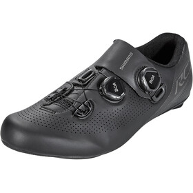 Shimano SH-RC7 Bike Shoes Wide Men, black